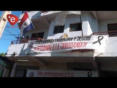 LEVANTAN HUELGA EN LA FISCALÍA Y ANUNCIAN CIERRE DE SEDES EN ITAPÚA
