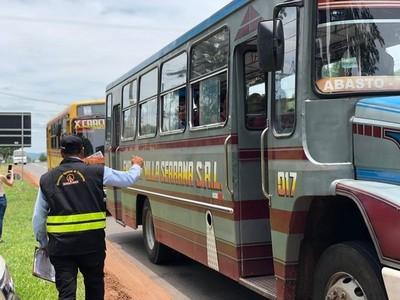 Caacupé 2019: DINATRAN pone a disposición varias opciones para denunciar cobro irregular del pasaje