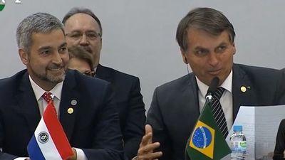 Mario Abdo asume presidencia pro témpore del Mercosur