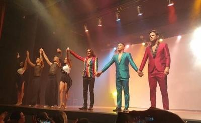 HOY / Súper Cómiques se despide de las tablas del Teatro Latino