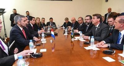 Paraguay y Brasil acuerdan concluir acuerdo automotriz antes de fin de año
