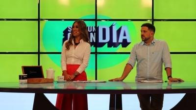 """HOY / Yolanda volvió a la Tv en compañía de Dani Da Rosa: Así fue el estreno de """"Será un gran día"""""""