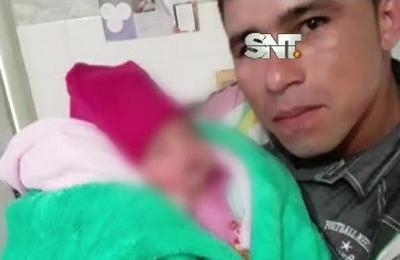 Mujer robó a una recién nacida en un hospital de Curuguaty.