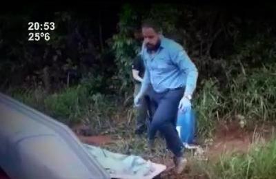 Allanan vivienda en donde habrían matado al menor desaparecido en Ponta Porá