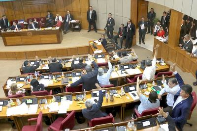 Senado rechazó aumentos realizados por Diputados
