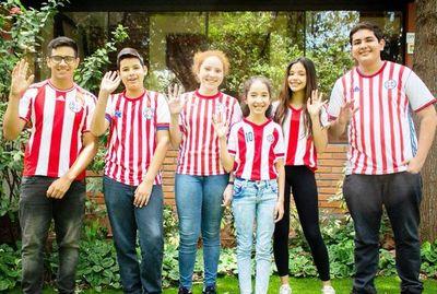 Jóvenes en olimpiada de matemáticas