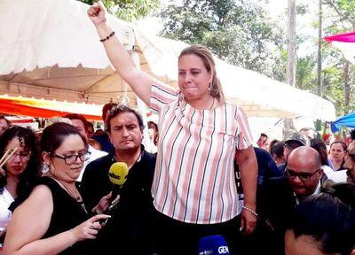Sindicalista pide ser sumariada para esclarecer amenaza