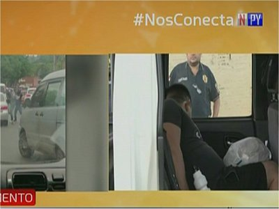 Cae presunto implicado en asalto tipo comando en Ñemby