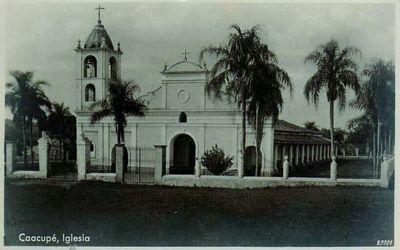 Para que la Basílica sea construida, demolieron una iglesia del siglo XVIII
