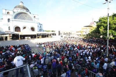 En Caacupé piden no olvidar a los más necesitados