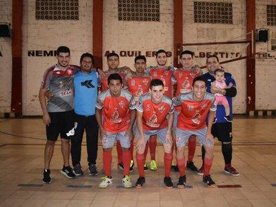 Semifinales en el campeonato ñembyense