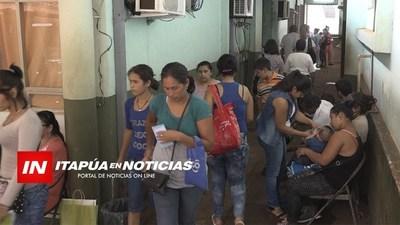 INICIÓ DICIEMBRE Y LAS ATENCIONES MÉDICAS SE AUMENTARON EN EL HRE