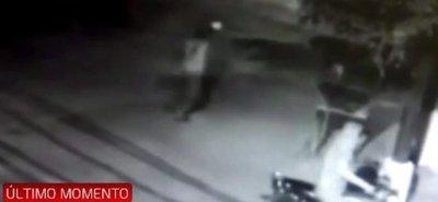 Cae supuesto asesino de hincha en Luque