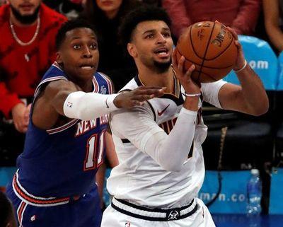 Nuggets y Rockets recuperan la senda ganadora