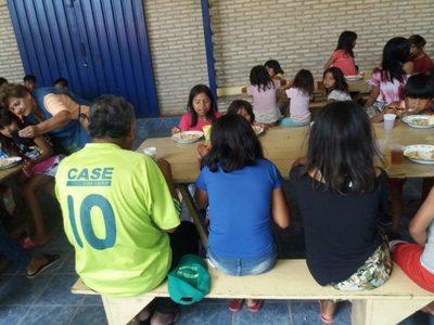 La fe hecha caridad en Caacupé