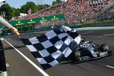 La bandera a cuadros volverá a mandar en la Fórmula Uno