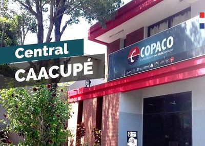 COPACO amplía sus servicios en Cordillera