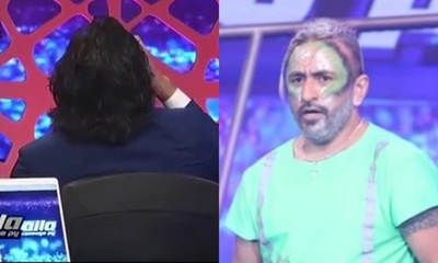 """Churero sobre Cimarro: """"Cuando él me da la espalda siento que me dice habla con mi """"cul..."""""""