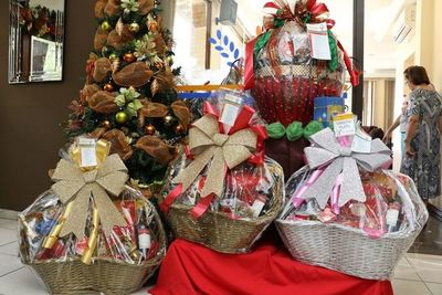 Funcionarios del Ejecutivo, sin regalos ni canastas por fin de año