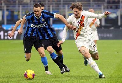 El Inter se atasca contra el Roma