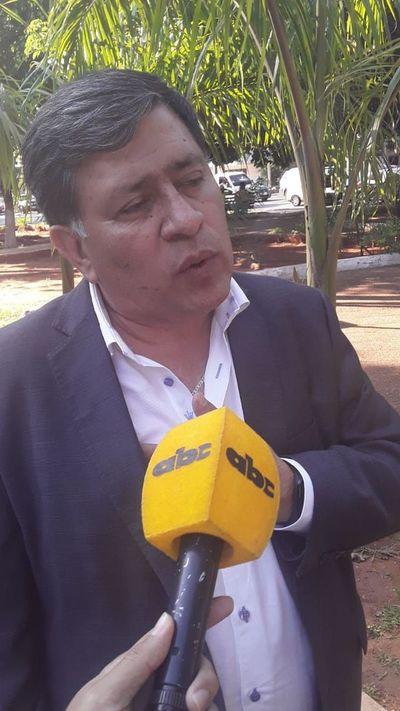 """Gómez omoañete proceso oîva hese """"peteî atáke político"""""""