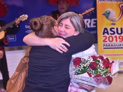 Se encontró con su mamá luego de 43 años