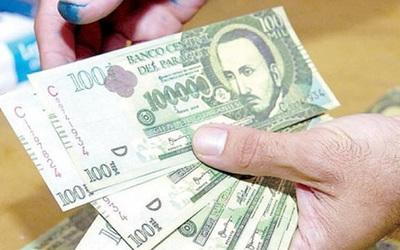 Pagos de salarios y aguinaldos inyectará US$ 444 millones