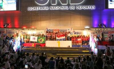 Paraguay rompe récord en medallas en Juegos Sudamericanos Escolares