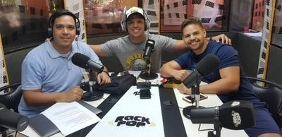"""HOY / La vida saludable llega a la radio con Nutridiego y """"Rock and Fit"""""""