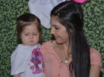 Niña de 2 años espera un corazón en terapia intensiva