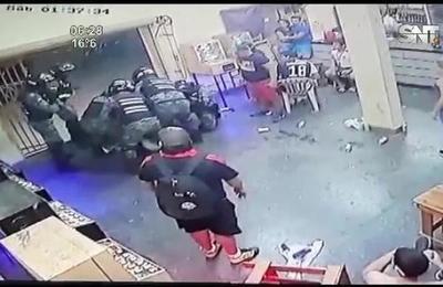 Un hombre armado fue detenido en Bañado Sur