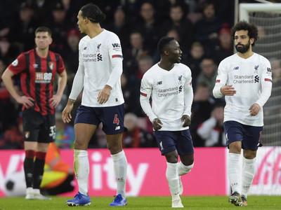 Liverpool sigue siendo invencible en Inglaterra