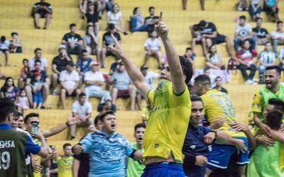 Kyrios Sport es tetracampeón
