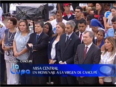 """Homilía de Caacupé: """"¿Volveremos a hacer justicia por manos propias?"""""""