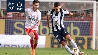 Celso Ortiz lleva al Monterrey a la final del fútbol mexicano