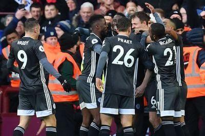 Leicester se convierte en el principal rival del Liverpool