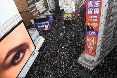 Hong Kong vive la mayor protesta desde las elecciones