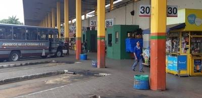 HOY / 75.000 promeseros pasaron por la Terminal rumbo a Caacupé