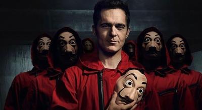 """Cuarta temporada de """"La Casa de papel"""" se estrena el próximo 3 de abril"""