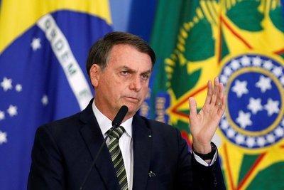 Tensión bilateral Bolsonaro suspendió el envío de su emisario a la asunción de Alberto Fernández
