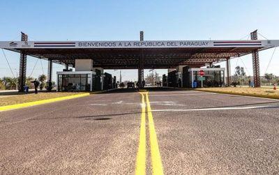 Mañana lunes el paso fronterizo Ayolas-Ituzaingó estará cerrado