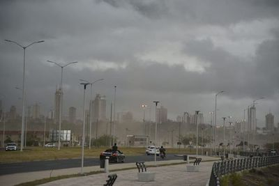 Pronostican tiempo inestable, con lluvias y tormentas eléctricas