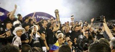 Olimpia iguala ante Guaraní y conquista el Tetracampeonato