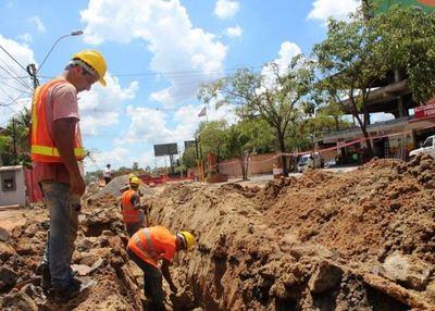 CAF aprueba crédito para alcantarillado sanitario en cuatro departamentos del país