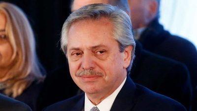 Detalles de la asunción de Alberto Fernández