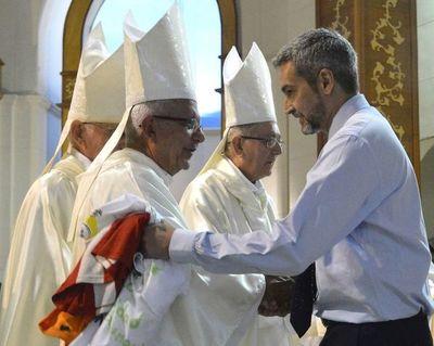 """Presidente """"acepta"""" crítica de Iglesia"""
