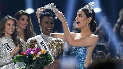 Miss Sudáfrica es coronada Miss Universo 2019