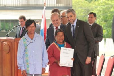 Gobierno Nacional entrega 700 subsidios habitacionales