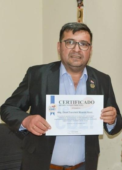 Cambian a titular del Registro Civil en CDE por cobro indebido de certificados