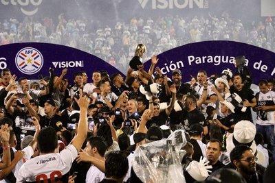 Olimpia escala en la tabla de clubes con más títulos de ligas del mundo